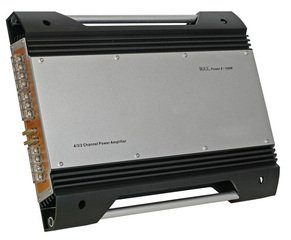 WHAT AMPLIFIER DO I NEED FOR MY CAR SPEAKERS