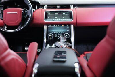 luxurious car gadget