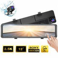 Akaso DLI2 Mirror Dash Camera Review