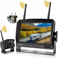 IPOSTER WIRELESS BACKUP CAMERA Review