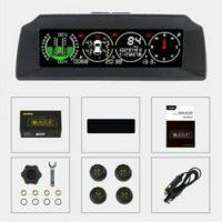 Mr Carroll autool X91 car HUD with GPS