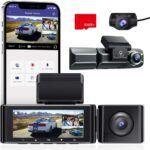 Azdome M550 DashCam 3 Channel Review
