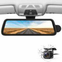 BOSCAM Mirror Dashcam Sony IMX Review