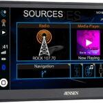 Jensen vx 7020N Double Din Car Stereo