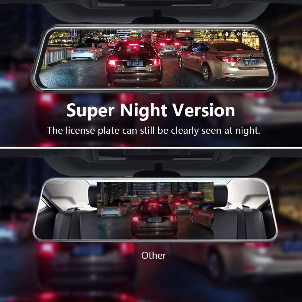 Jansite Dual Dash Cam Review