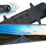Kingslim DL12 Pro 4k Mirror DashCam