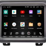 LinksWell Touch Screen Radio Car Stereo