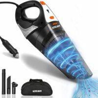 Lozayi High Power Car Vacuum Cleaner