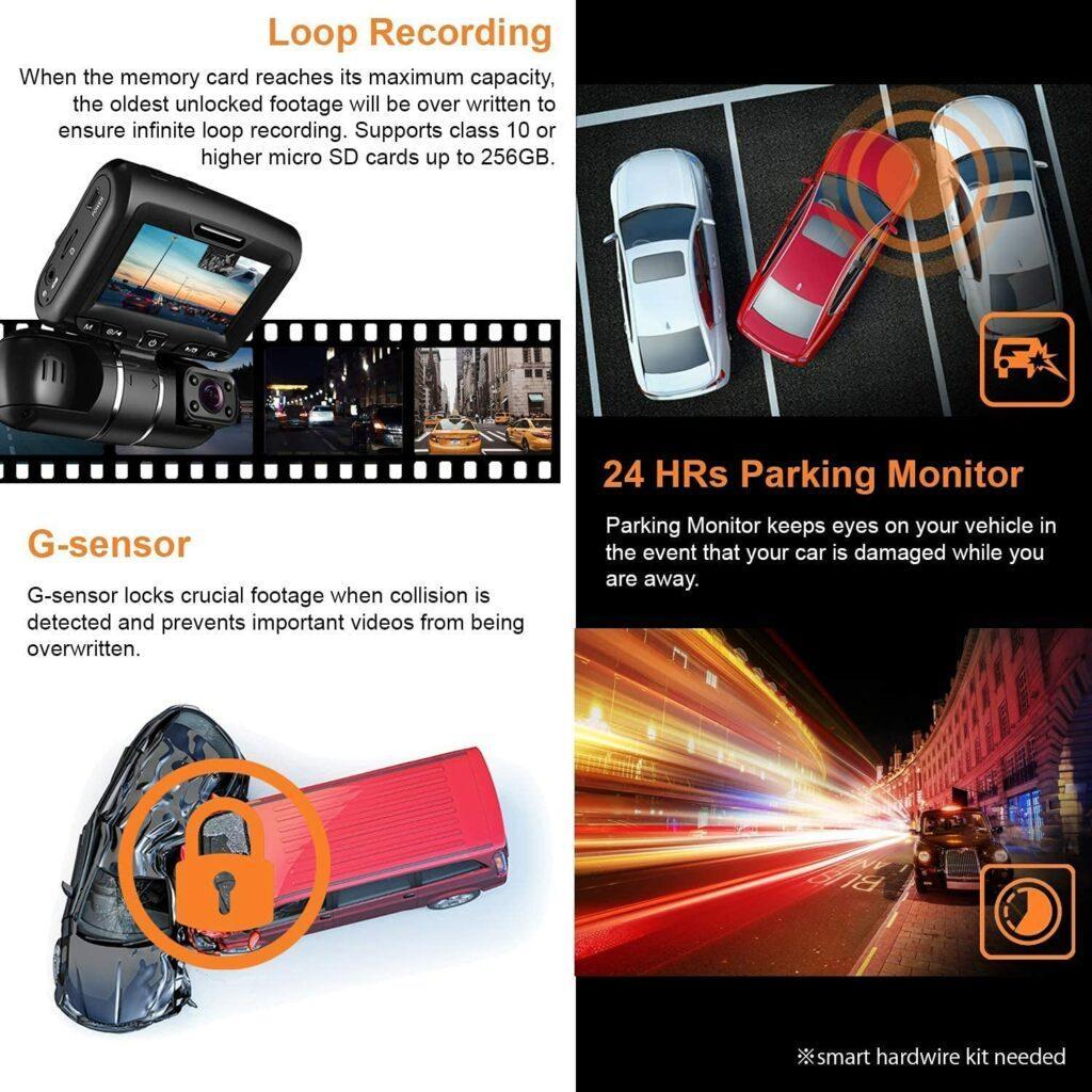 Rexing S1 pro dash cam