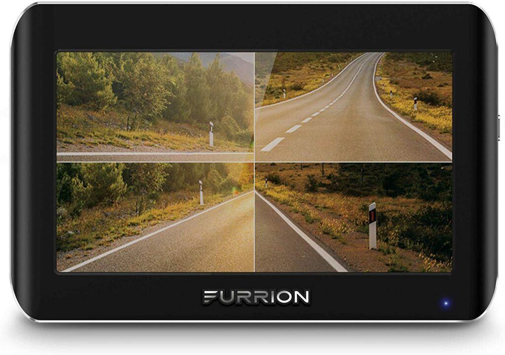 The Furrion Vision backup camera