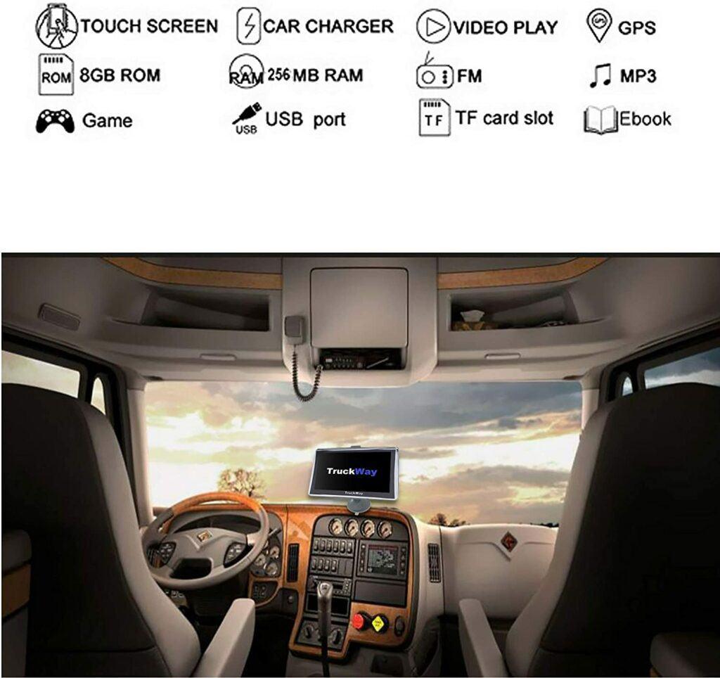 Truckway GPS Navigation