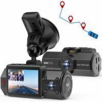 Vantrue dashcam with GPS N2S dual 2.5k