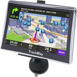 Truckway GPS Navigation Device review