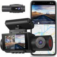 AQP Dual Dashcam 4K Single Front Camera 2560P Review