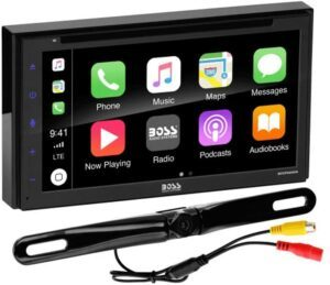 BOSS Audio Apple Car Play