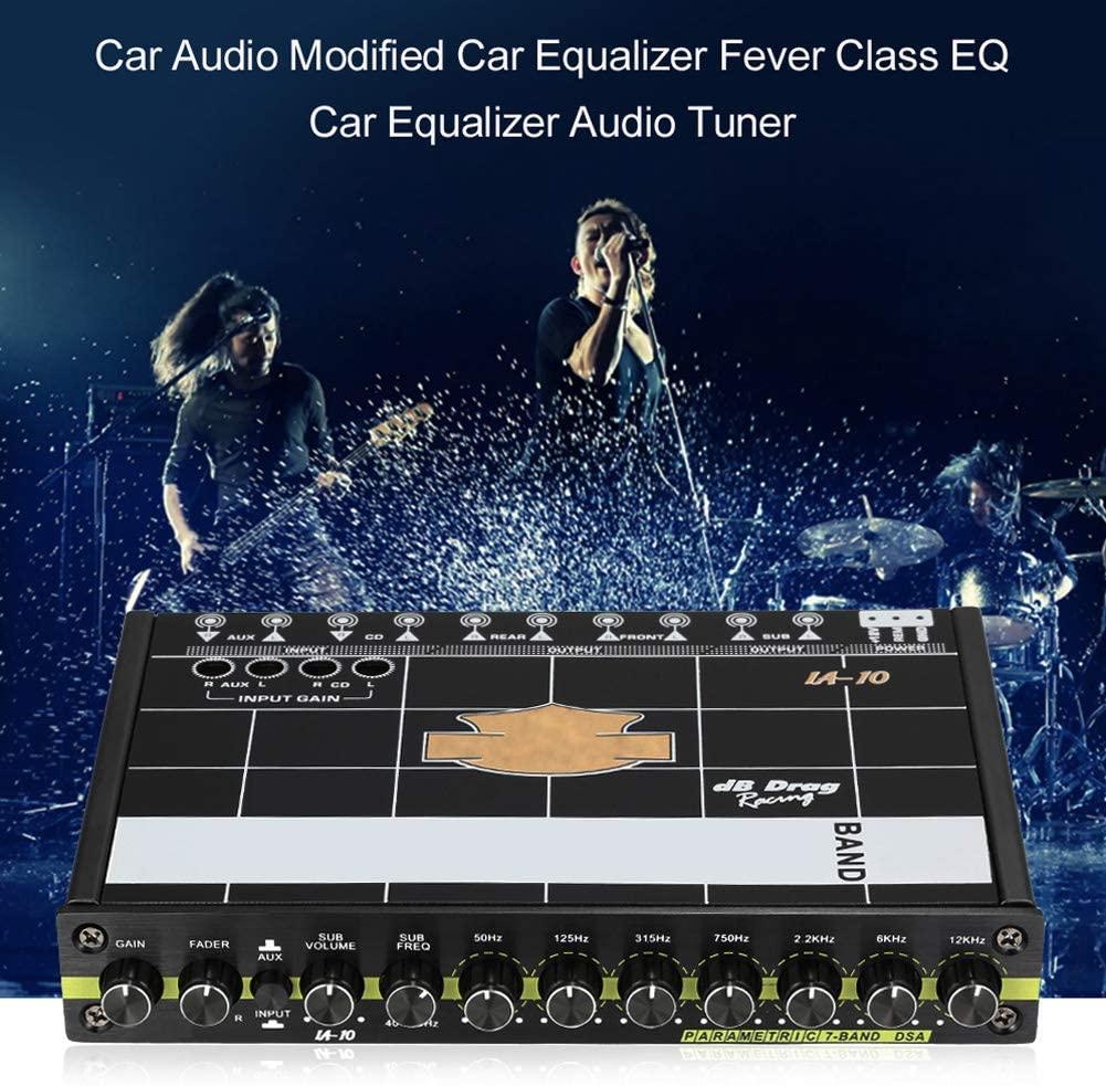 DEWIN Car Audio Graphic Equalizer