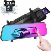 DMYCO Backup Camera Car Mirror DashCam