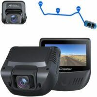 Dashcam 1080p Front and Rear Review