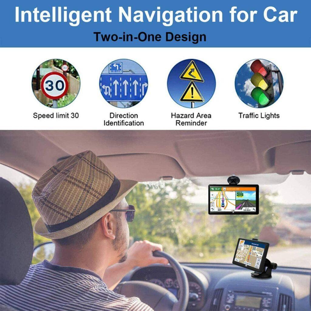 E-Ace GPS Navigation For Car