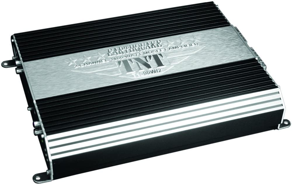 Earthquake Sound TNT Series 2-Channel MOSFET Amplifier