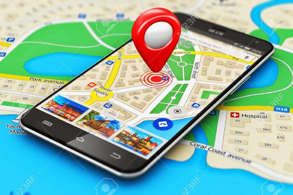 In-Car GPS navigation