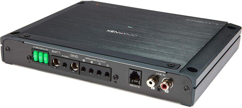 Kenwood Excelon XR601 Power Amplifier