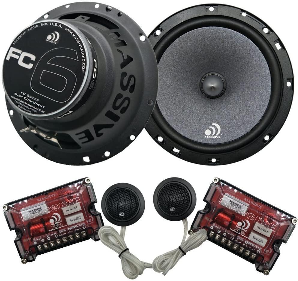 Massive Audio FC6 – 6 Inch