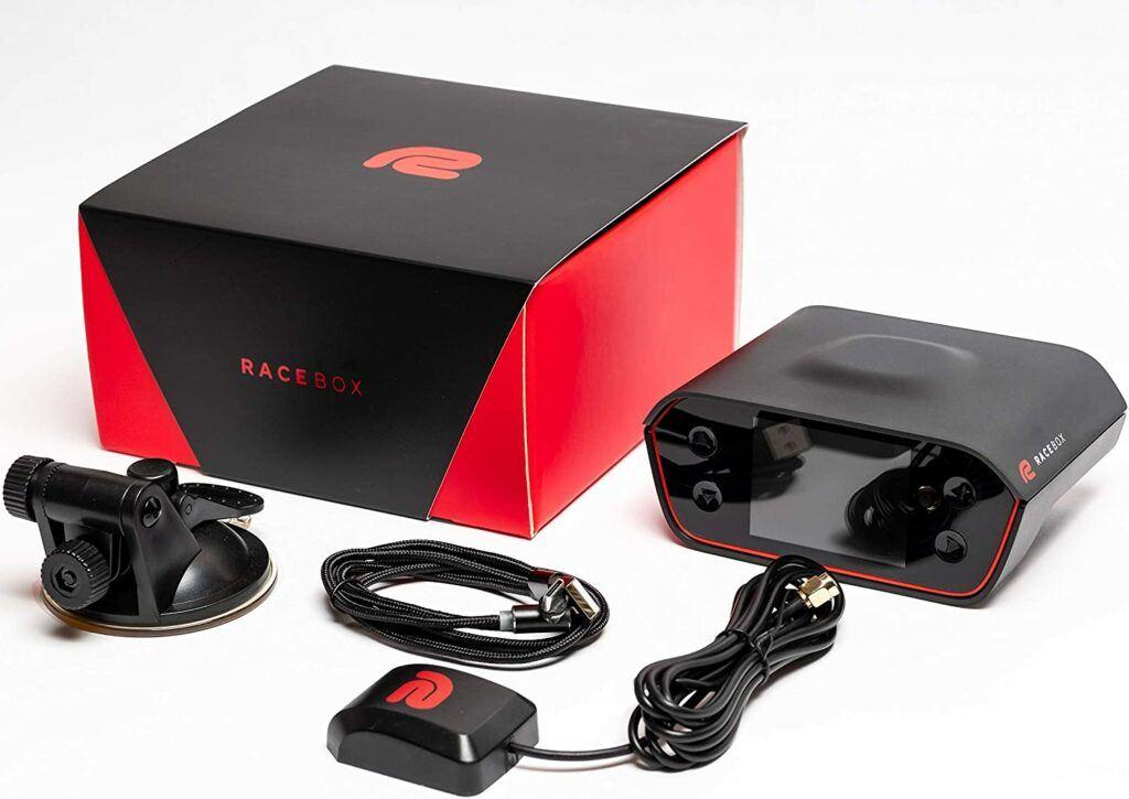 Racebox 10Hz GPS based performance Meter Box Review
