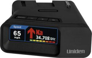 UnidenR7 EXTREME LONG RANGE Laser/Radar Detector