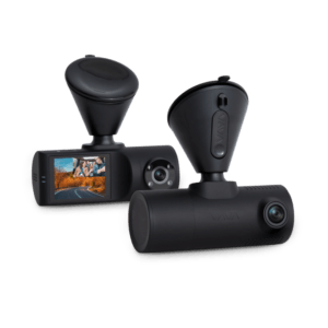 VAVA 2K Dual Dash Cam Front and 1080P Cabin with Single Front Car Camera