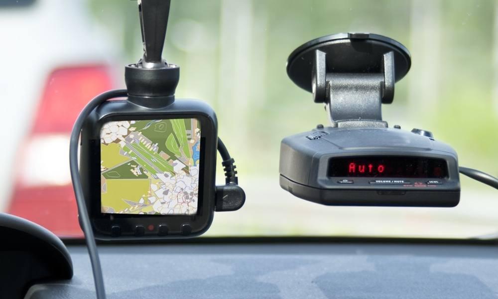 Features of a Car Radar Detector
