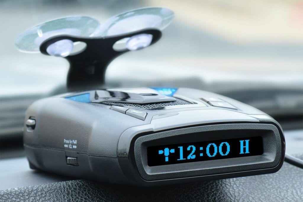 what is car radar detector
