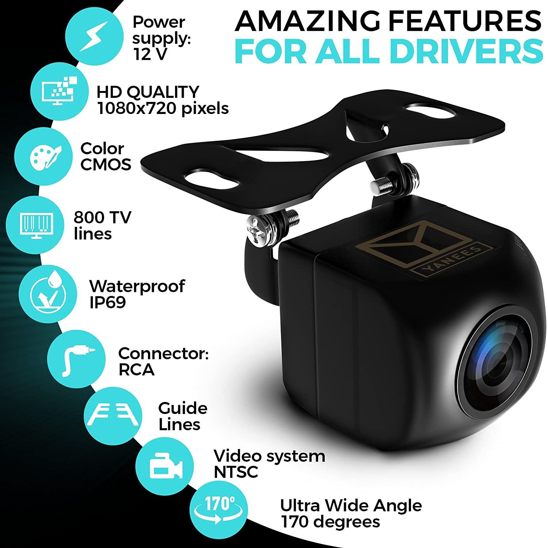 Yanees Backup Camera