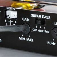 How To Adjust Car Amplifier Gain