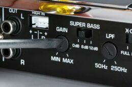 Tips for Adjusting Amplifier Gain