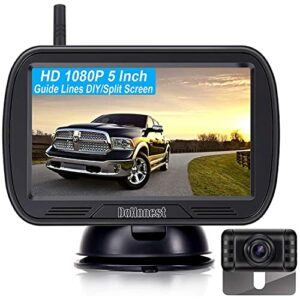 POSITIONS TO MOUNT BACK UP CAMERA FOR TRUCK