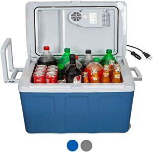 K-box 48-Quart Electric Car Cooler and Warmer