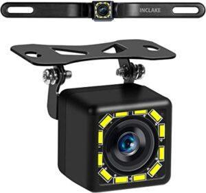 INCLAKE Car Backup Camera, Rear View Camera