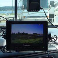Where To Mount RV Backup Camera