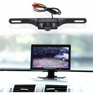 HOW TO SET UP NEW REAR VIEW CAMERA