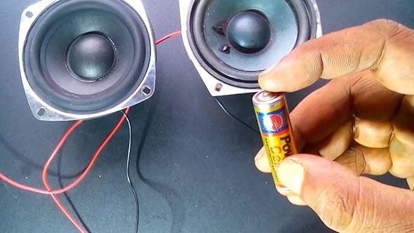 Speaker polarity and bass