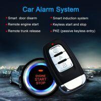 What Is A Car Key Fob Alarm System