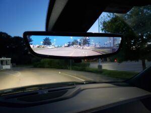 Are Rear View Mirror Cameras Legal