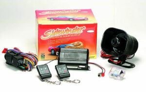 Where Is Car Alarm System Located