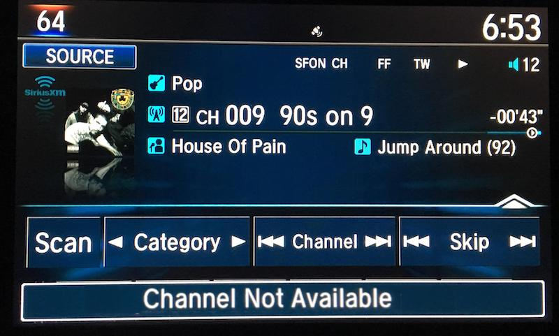 Does satellite radio work with the Internet