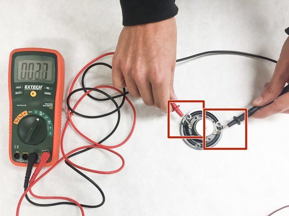 How To Test Car Speaker Wire With Multimeter