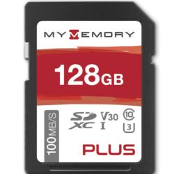 ● MyMemory 128GB V30 Pro