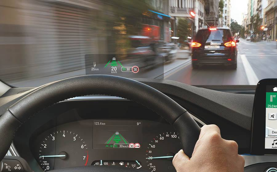 Types Of Head-up Display To Choose From