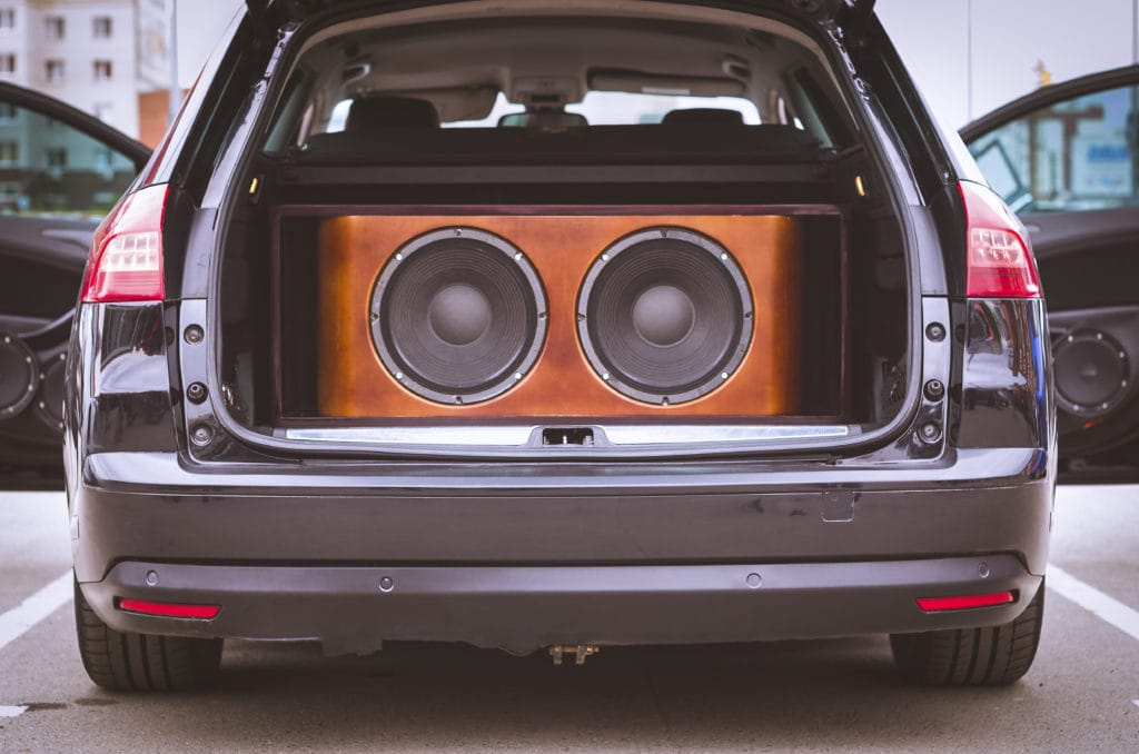 How Does A Car Subwoofer Work