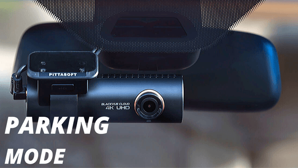 Parking Surveillance Mode and How it works